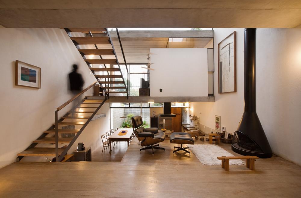 Casa Juranda / Apiacás Arquitetos, © Pregnolato & Kusuki Estúdio Fotográfico