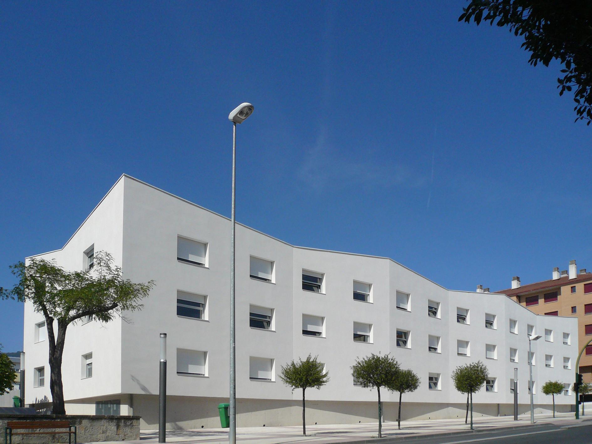 "New Public School for Primary Education ""Ave Maria-Patxi Larrainzar"" / Taller Básico de Arquitectura, © Xabier Ilundain Madurga, Taller Básico de Arquitectura"