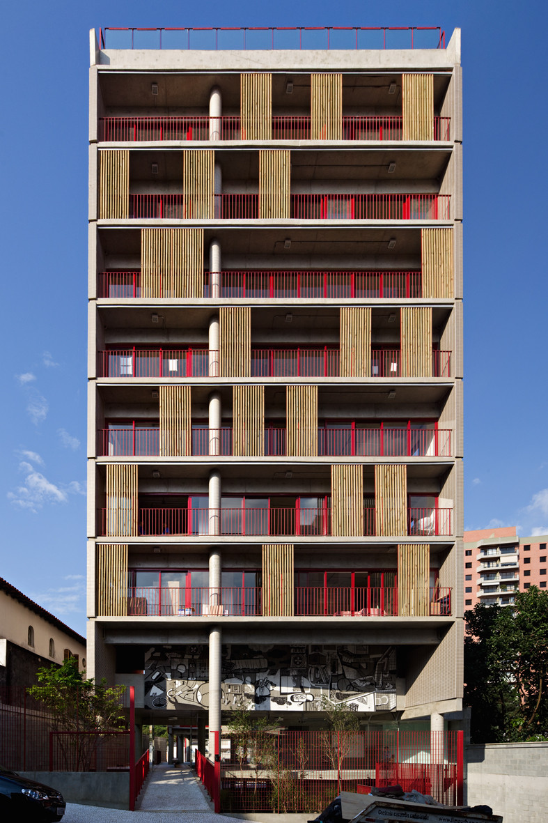 Edificio Rua Simpatía / Grupo SP, © Nelson Kon