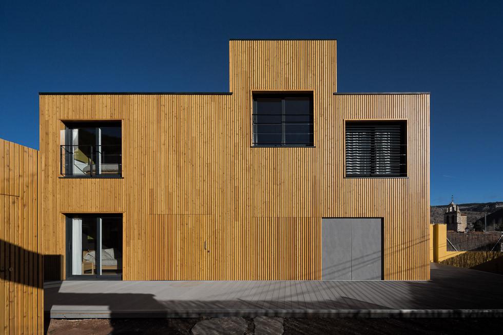 Galeria de casa jp mycc 12 - Casas prefabricadas cuenca ...