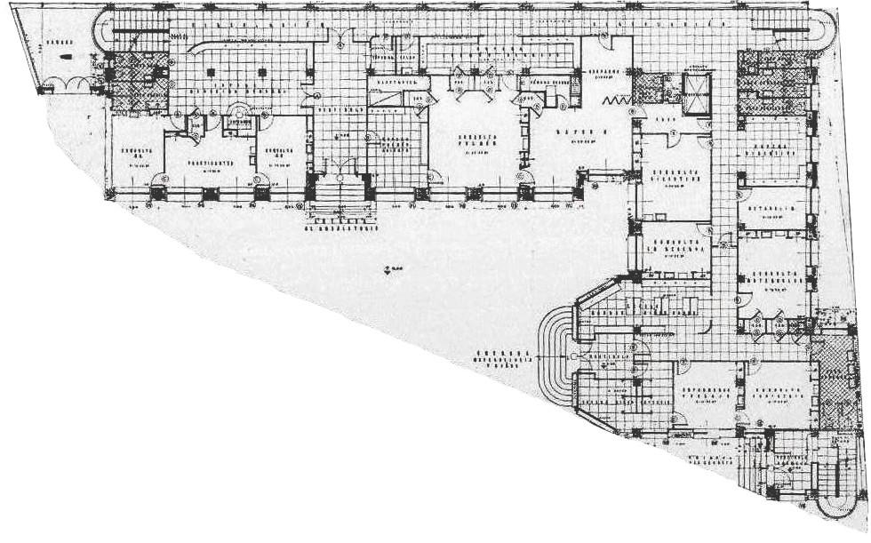 planta baja año 1954
