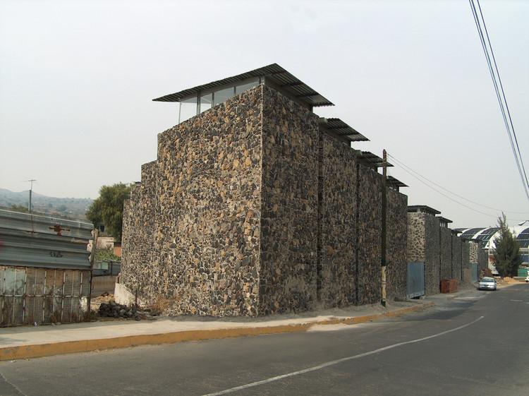 Cortesía de Taller de Arquitectura-Mauricio Rocha