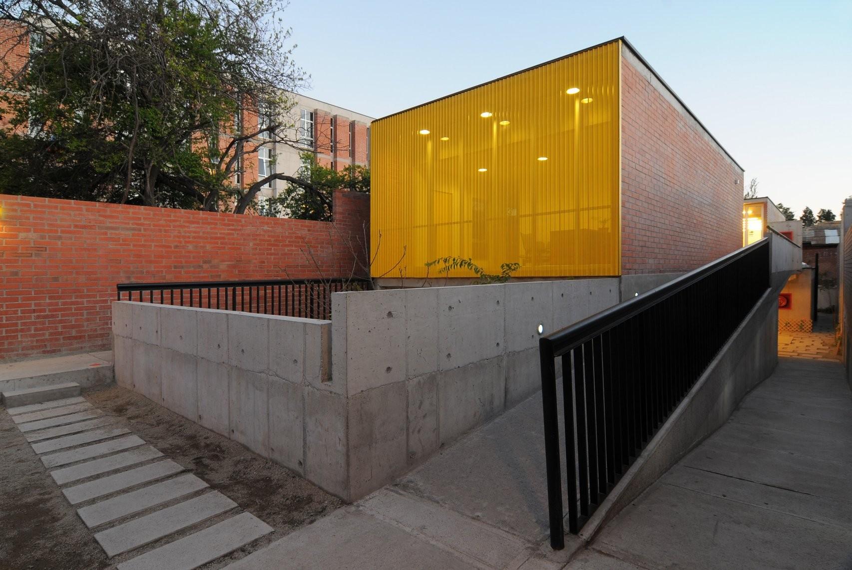 Villa El Sol School / Gubbins Arquitectos, © Cortesía de Gubbins Arquitectos