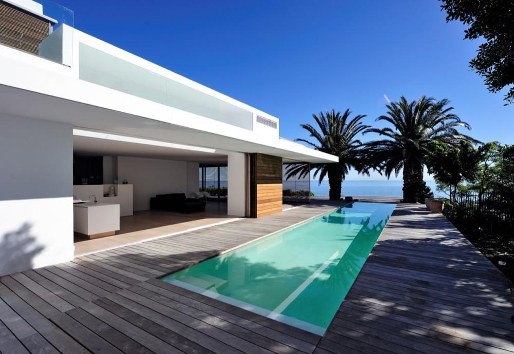 Casa en Camps Bay / Luis Mira Architects, © Wieland Gleich