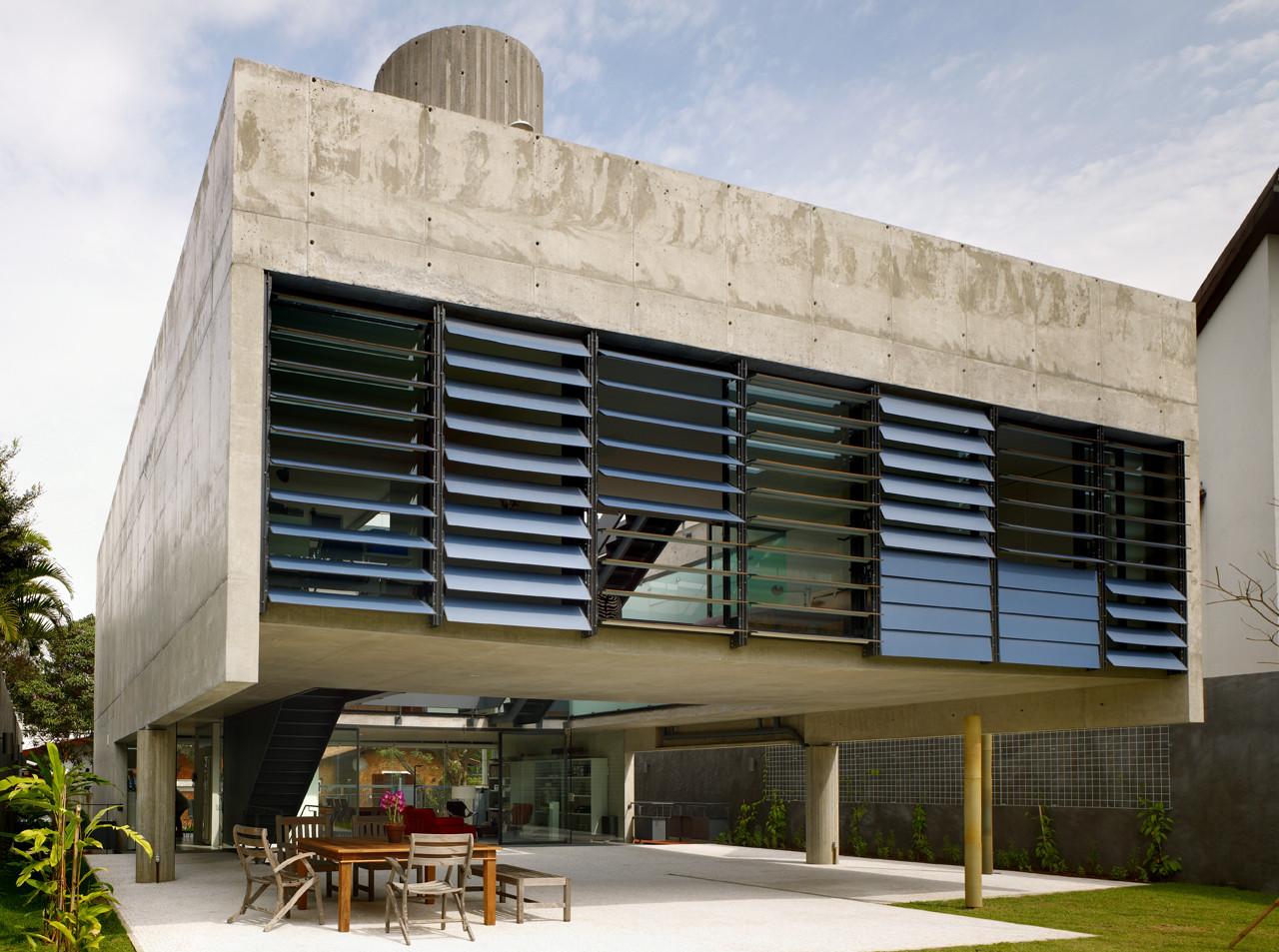 Residencia Boaçava / MMBB, © Nelson Kon