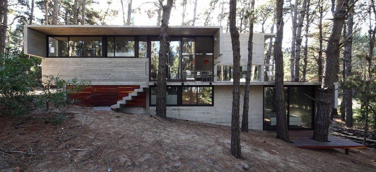 Casa Levels / BAK Arquitectos, Cortesía de Cortesía BAK Arquitectos