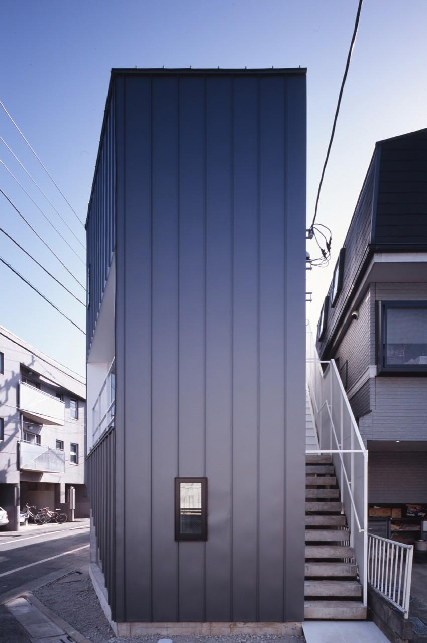 Casa de Visitas Tokio / KINO Architects, © Hiroyuki Hirai