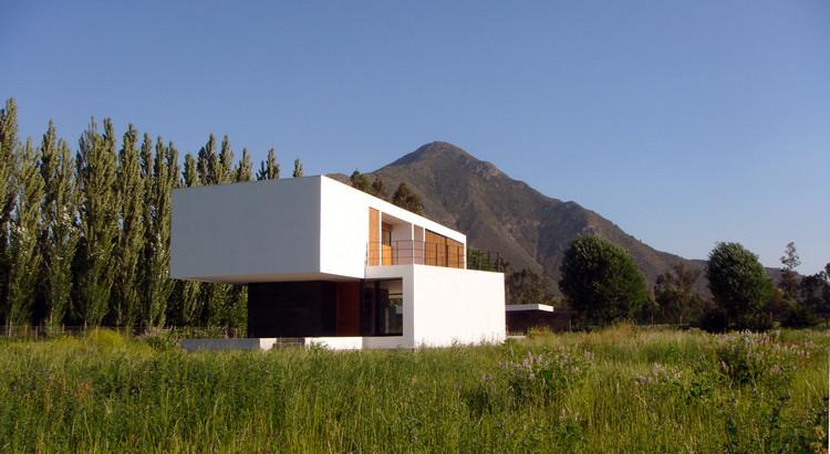 Casa Yurac-Latif / ODA-Arquitectos, Cortesía de ODA Arquitectos