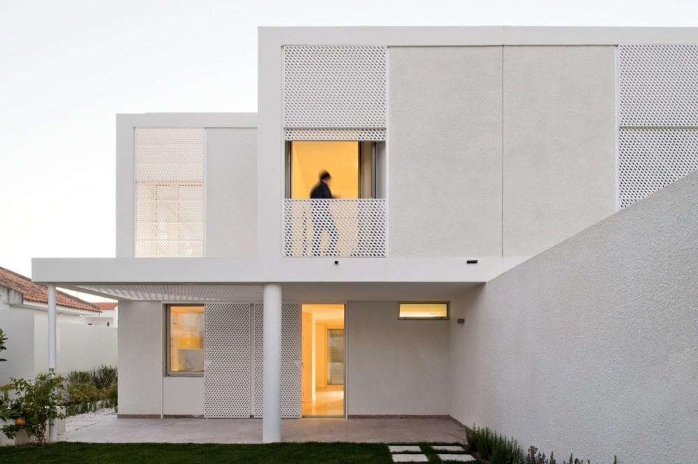 Casas de Vacaciones / Posto 9, © FG+SG – Fernando Guerra, Sergio Guerra