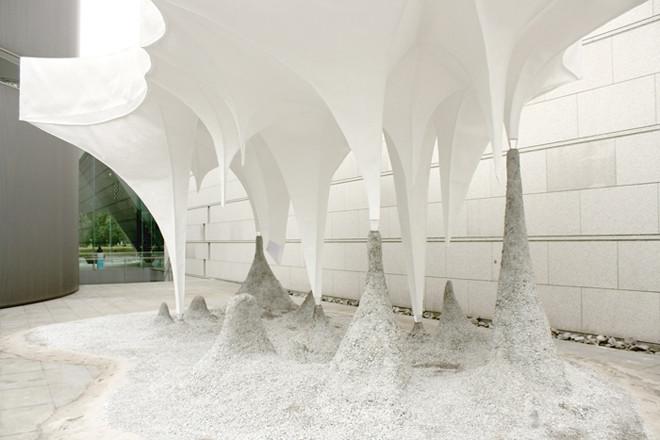 Instalación Museo de Arte Contemporáneo Tokyo