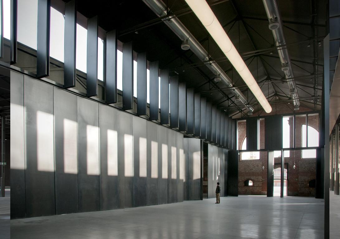 Nave 16 Matadero Madrid / ICA Arquitectura, Cortesia de Iñaqui Carnicero
