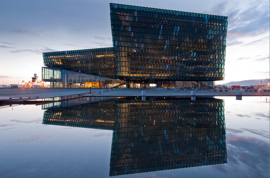 Harpa Concert Hall and Conference Centre / Henning Larsen Architects, ©  Henning Larsen Architects
