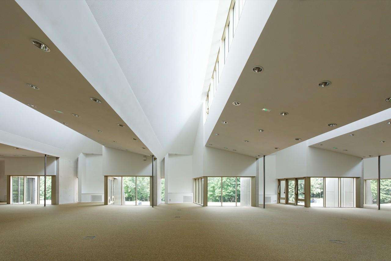University Of Versailles Science Library / Badia Berger Architectes
