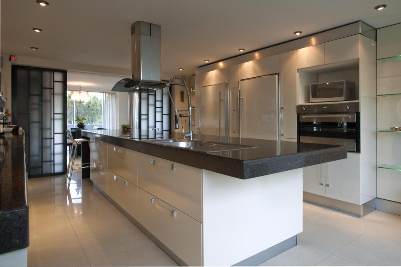 Galer a de casa lc arco arquitectura contempor nea 10 for Tipos de cocina arquitectura