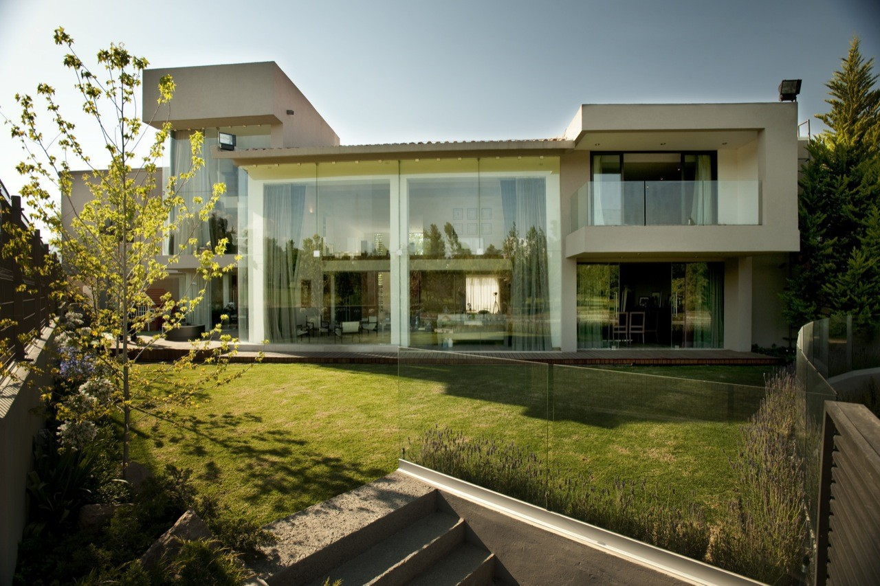 Casa lc arco arquitectura contempor nea archdaily m xico for Casa contemporanea