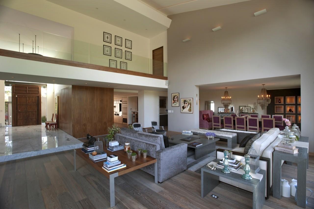 Casa lc arco arquitectura contempor nea plataforma for Decoracion del hogar contemporaneo