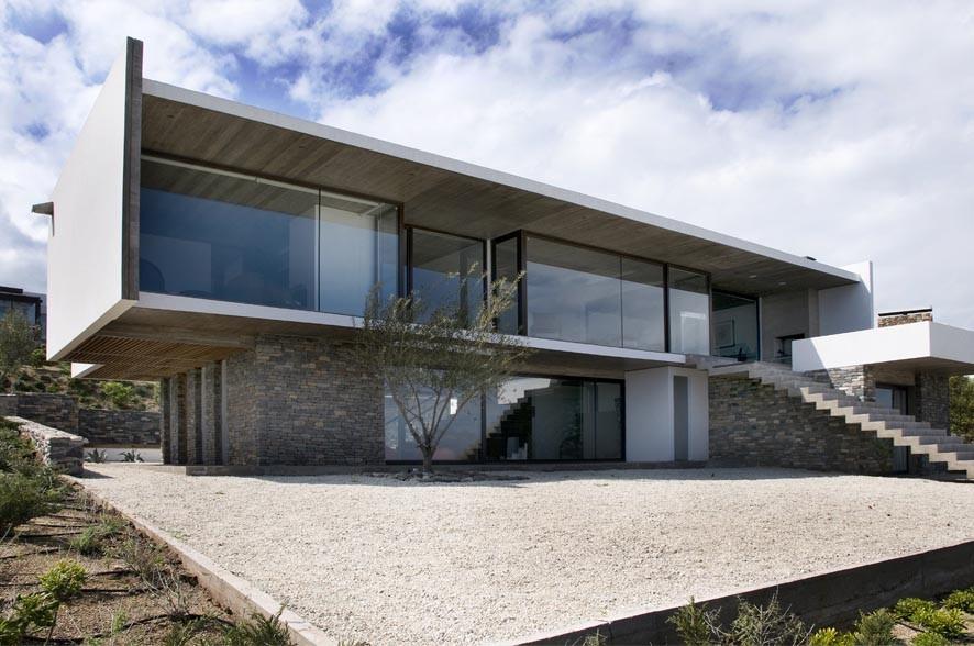 Costa Cachagua House / Iván Vial Montero, © Rodrigo Opazo