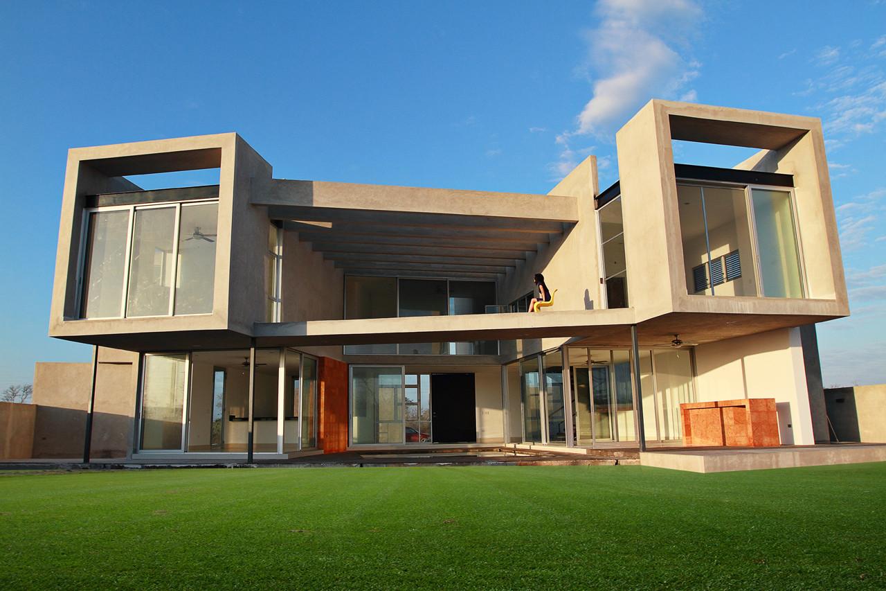 Casa de Fi / Punto Arquitectónico, © Tamara Uribe