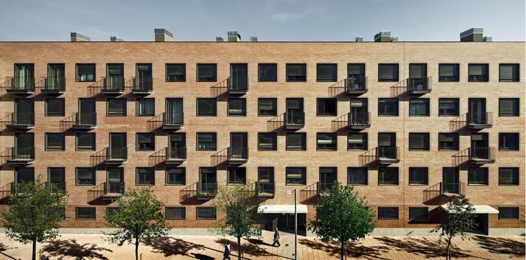 65 Viviendas en el barrio de Bon Pastor / SV Arquitectura, Cortesía de SV Arquitectura