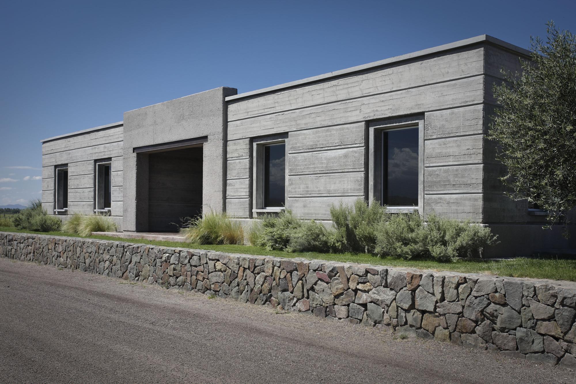 Bodega Pulenta Estate / Bórmida & Yanzón, © Garcia&Betancourt