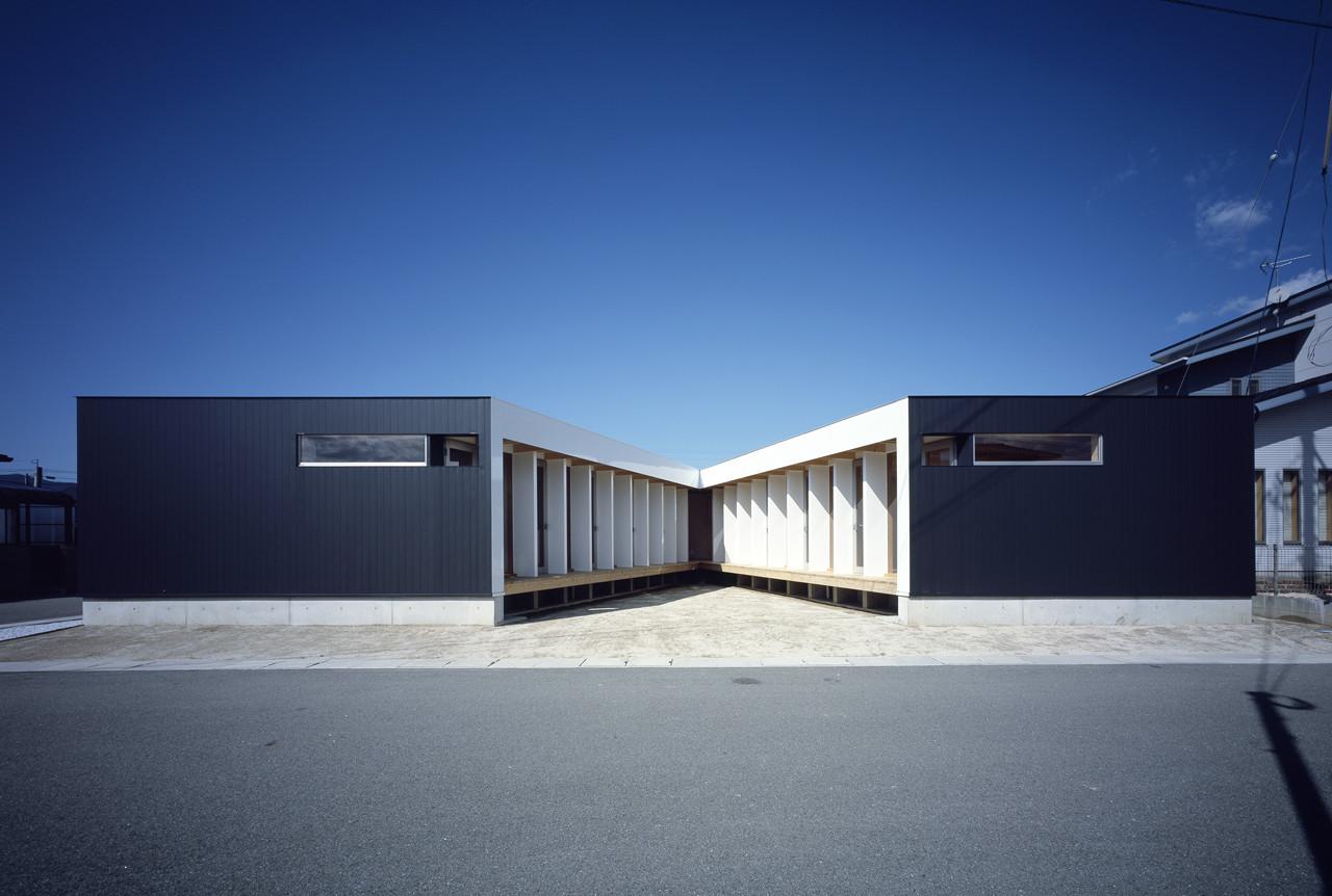 Residence in Keisen / Masao Yahagi Architects, © Koichi Torimura