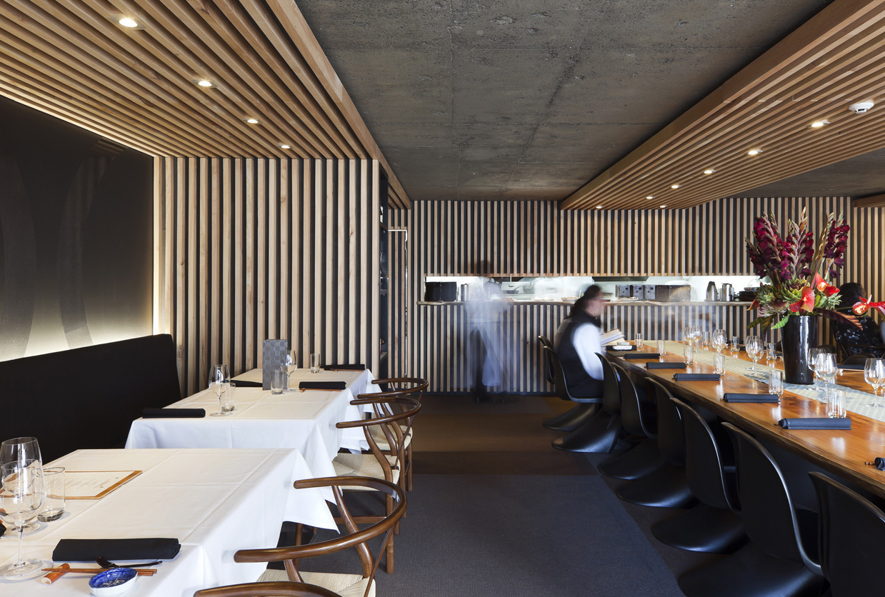 Restaurant Cocoro / Gascoigne Associates, © Patrick Reynolds