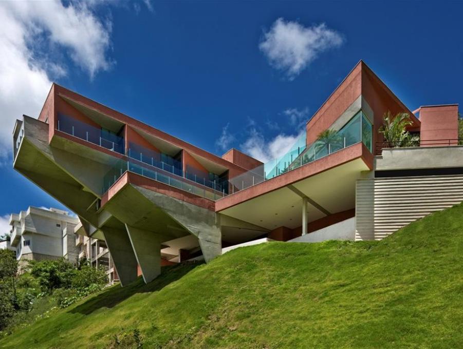 Casa Vila Castela / Anastasia Arquitetos, © Jomar Bragança