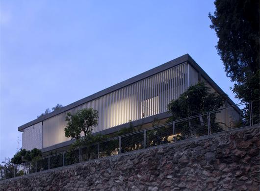 Casa Rechter / Pitsou Kedem Architects