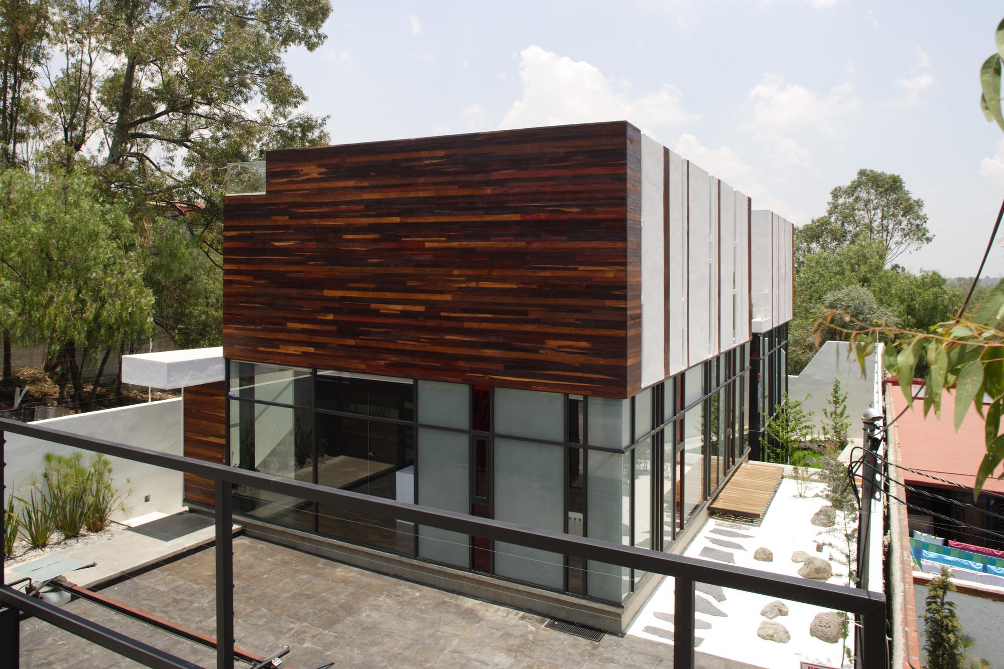 La Casa del Lobo / Darkitectura, © Jorge Taboada