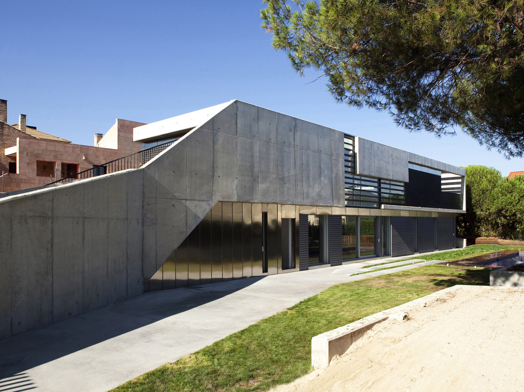 Casa roncero alt arquitectura plataforma arquitectura for Plataforma arquitectura