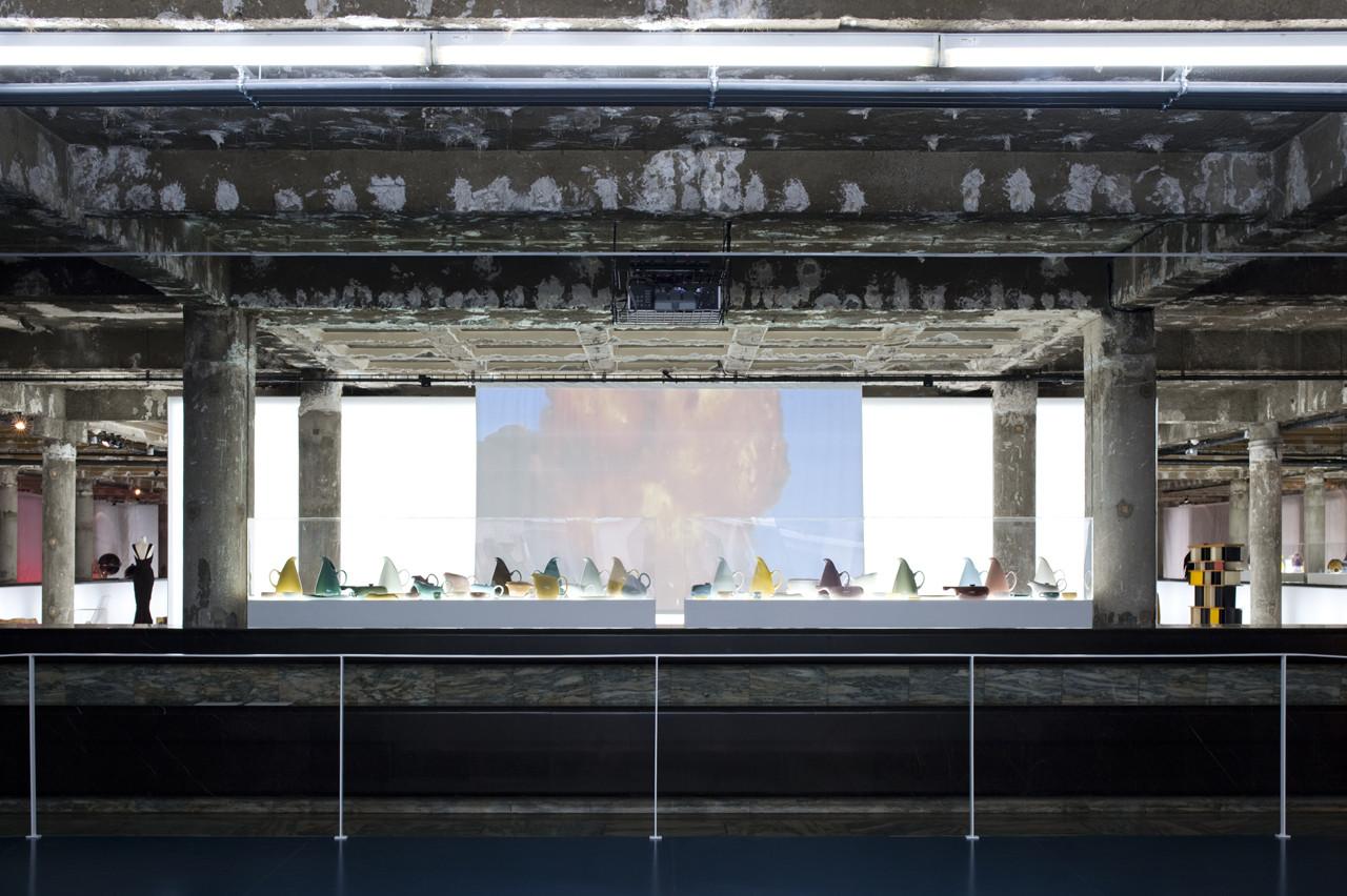 Instalación en Museo del Diseño y la Moda de Lisboa / RCJV Arquitectos, © Fernando Guerra / FG + SG