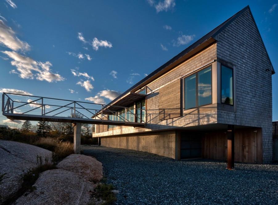 Casa Puerto Corea / Norelius Studio, © Kelly Bellis