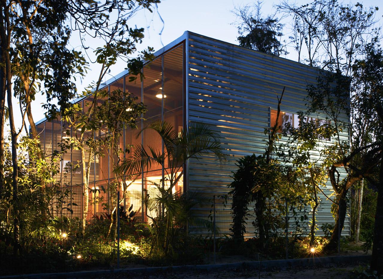 Casa rr andrade morettin plataforma arquitectura for Andrade morettin