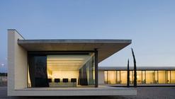 Pavilhão de Construção Técnica do Hospital Geral Universitário de Toledo / TASH
