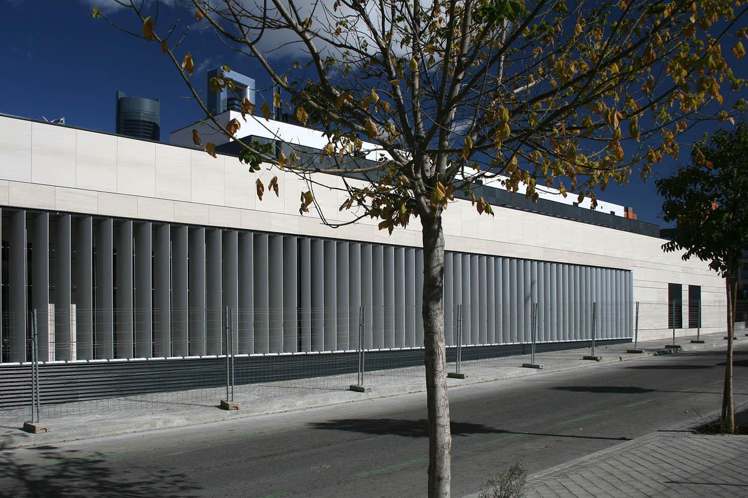 Residencia para mayores en madrid geed arquitectos plataforma arquitectura - Arquitectos interioristas madrid ...