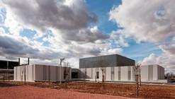Centro de Regulación y Control Ferroviario / Moreno del Valle Arquitectos