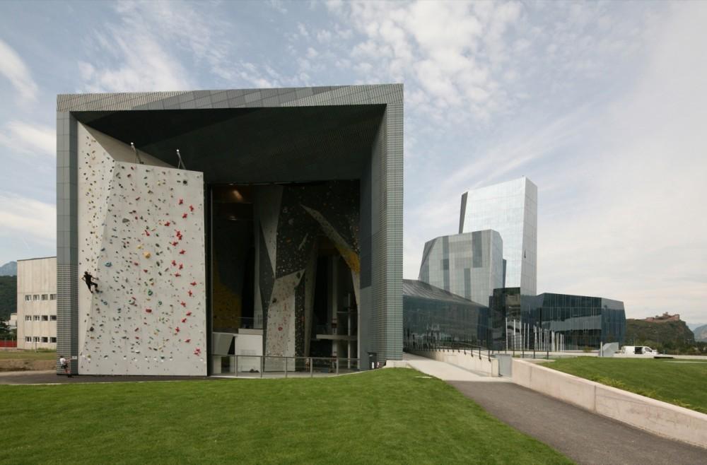 Centro de Operaciones Salewa / Park Associati + Cino Zucchi Architetti , © Cino Zucchi