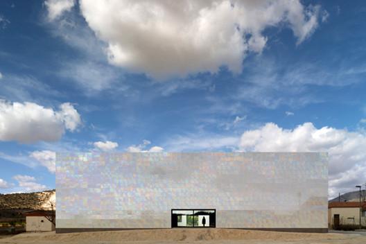 Casa de la Música y Auditorio en Alagueña MUCA / Cor & Asociados, © David Frutos