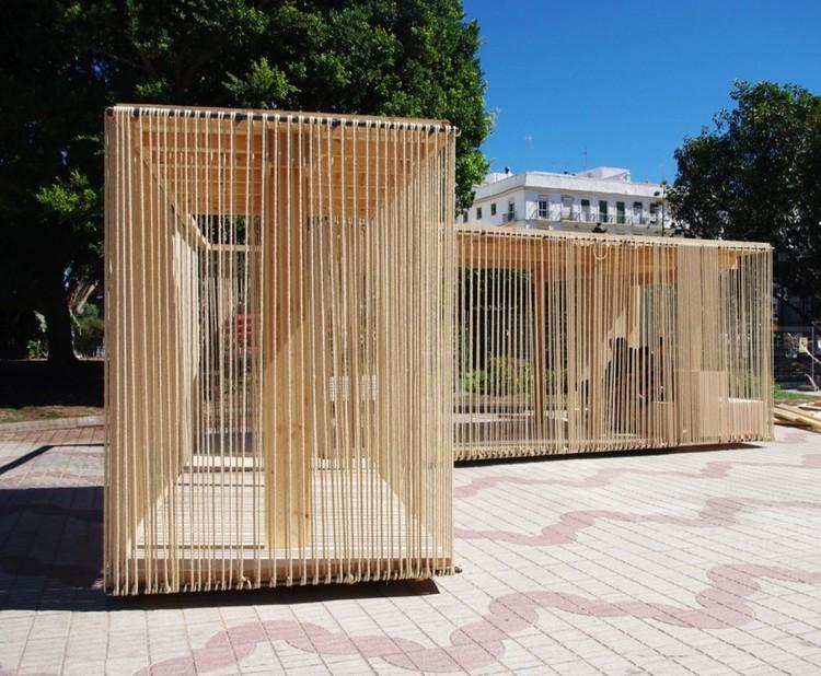 Pabellón Temporal en Cádiz / Kieran Donnellan + Darragh Breathnach + EASA, Cortesía de Equipo del Taller Avanzada