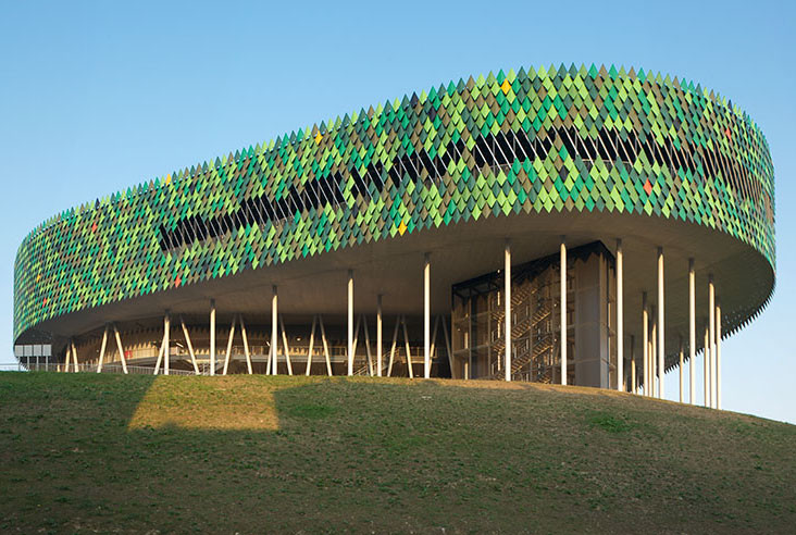 Bilbao Arena / ACXT, © Iñigo Bujedo