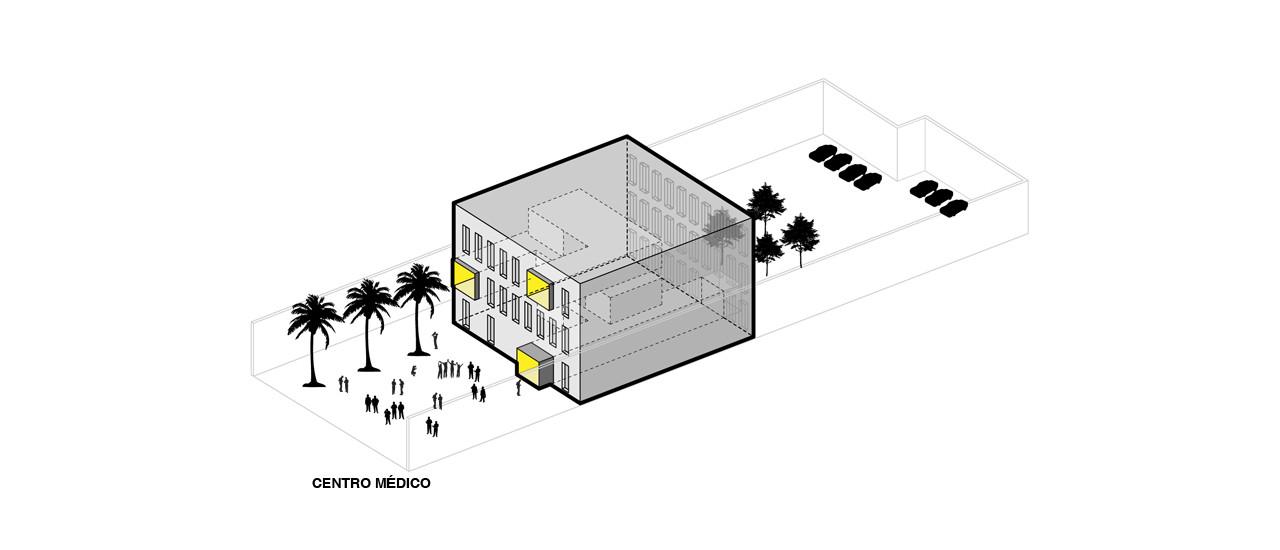 Diagrama / Centro Médico