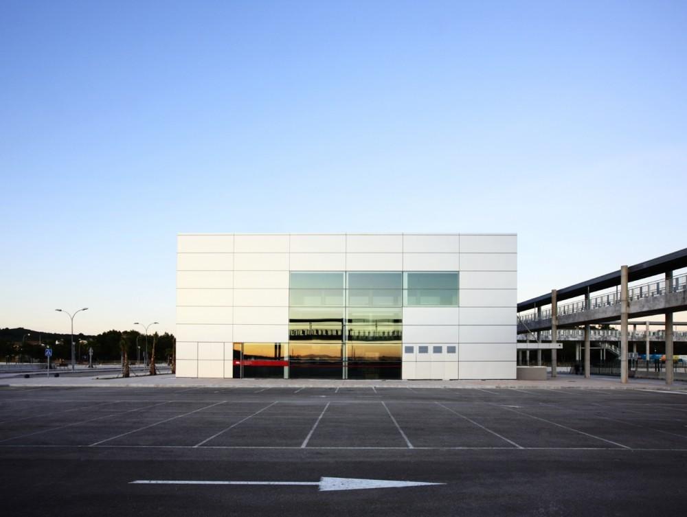 Estación Marítima de Alcudia / SCT Estudio de Arquitectura, © José Hevia