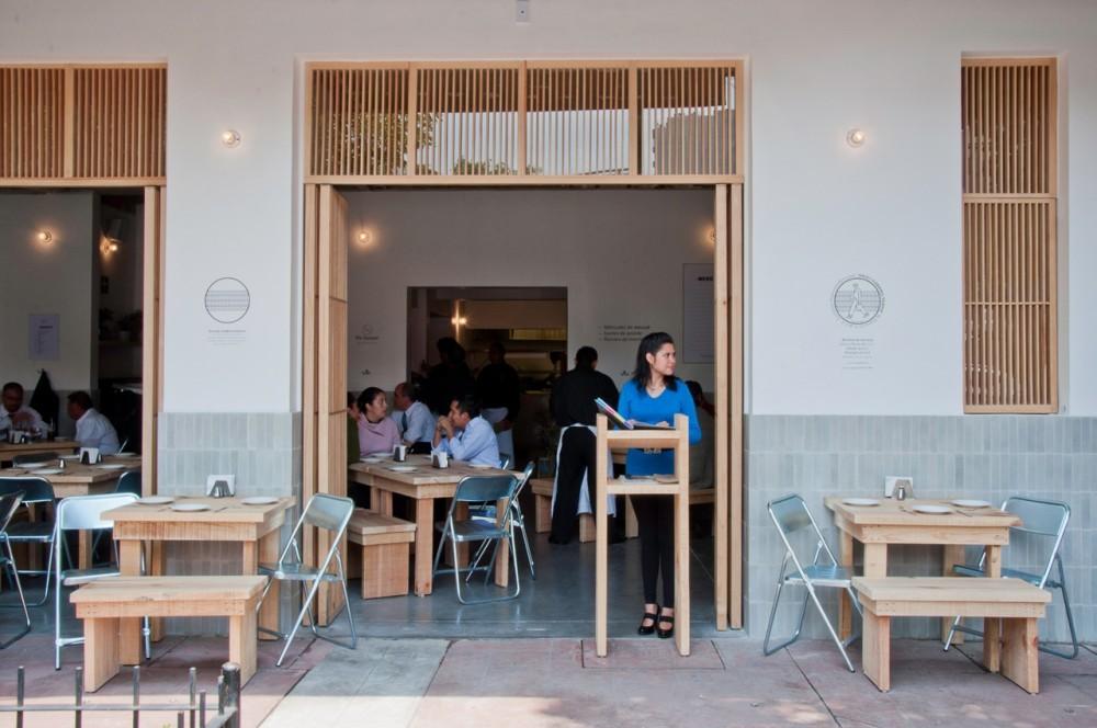 Restaurante Cantina Mexicana / Taller Tiliche, © LGM Studio - Luis Gallardo