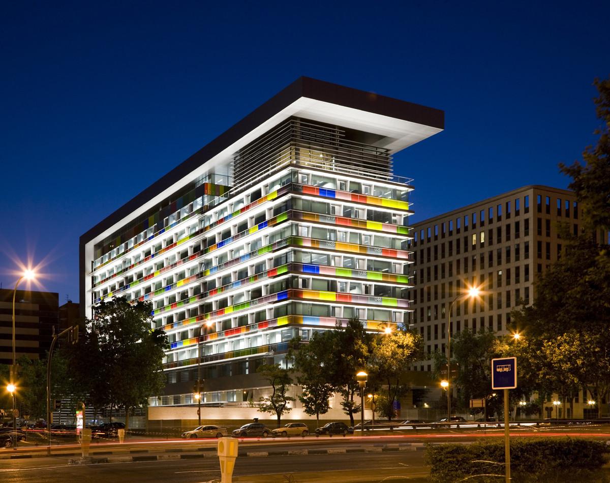 Sede Central del Instituto Nacional de Estadística / Ruiz Larrea y Asociados, © Ángel Baltanás