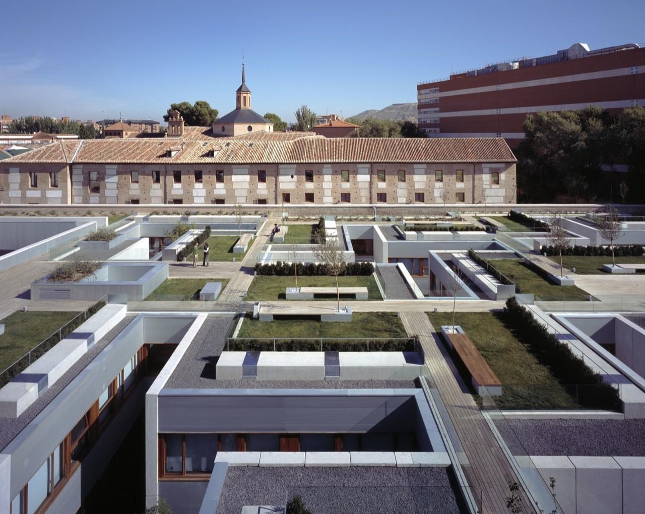 Nuevo parador de Alcalá en el Colegio de Santo Tomás / Aranguren & Gallegos Arquitectos, © Hisao Suzuki