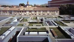 Nuevo parador de Alcalá en el Colegio de Santo Tomás / Aranguren & Gallegos Arquitectos