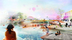 Future Floda Winning Proposal / Mandaworks + Hosper Sweden