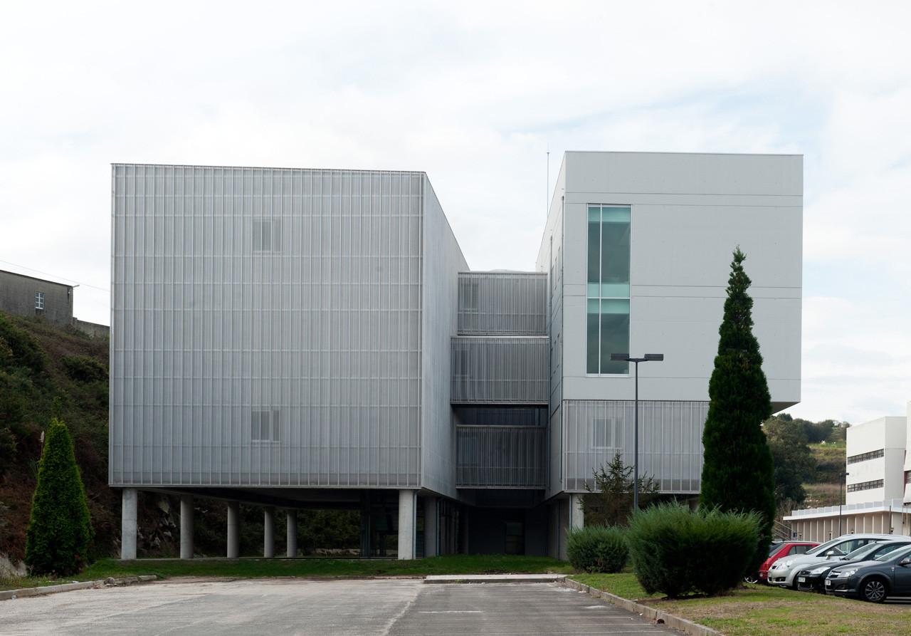 Edificio Área Científica del Parque Tecnológico / César Portela Fernandez-Jardón + Cesáreo Padrón Conde, © Manuel González Vicente