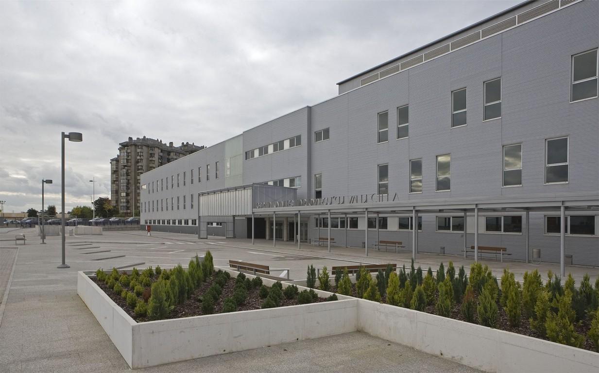 Hospital Marqués de Valdecilla / Canvas Arquitectos, © Luis Asin