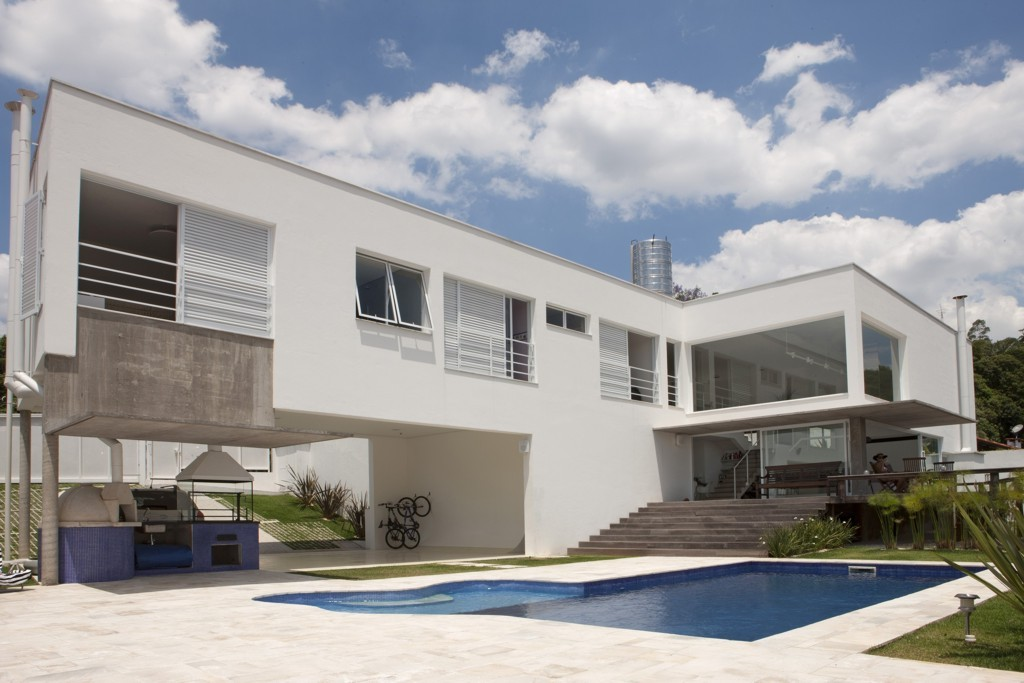 Casa Ivan Berger / Belleza & Batalha C. do Lago Arquitetos Associados, © Ivan Berger